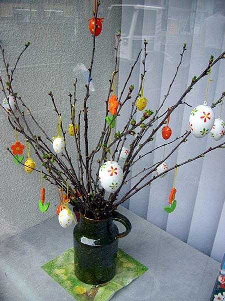 traditional german tree decorations how to make a german easter tree easter and easter crafts