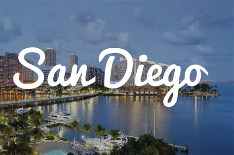 San Diego To 5 Things I Miss About San Diego