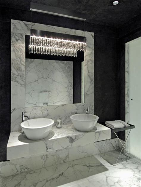 Black White Bathrooms by Black And White Bathrooms