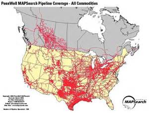 pipelines in canada map havre daily corrector calculating the impact of the