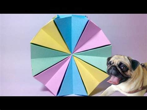 Origami Magic Tutorial - origami magic circle