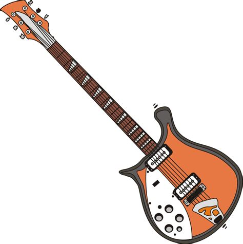 guitar clipart free to use domain electric guitar clip