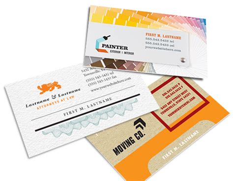how to make business cards make a business card create business cards print templates