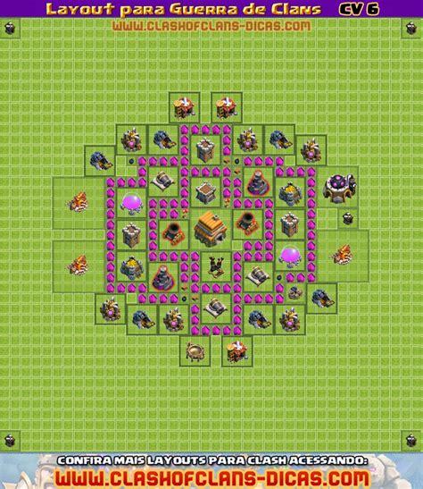 layout para cv 3 o jogador layouts cv 6 para guerras