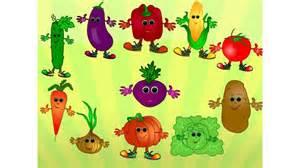 Vegetables Song for Kids   Simple Song for Children