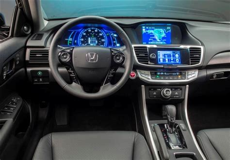 2014 Honda Accord Hybrid officially unveiled   Kelley Blue