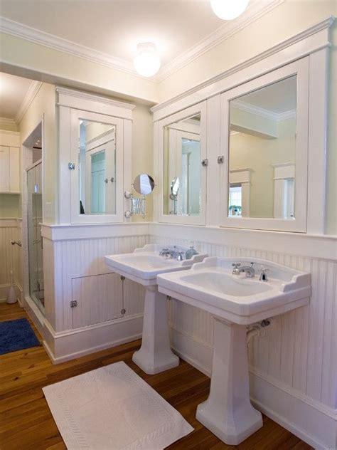 custom  built  medicine cabinet traditional bathroom