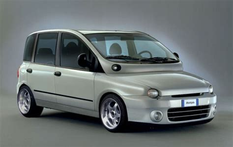 fiat multipla tuning virtual tuning fiat multipla tuning