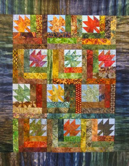 American Patchwork And Quilting Patterns - color options from american patchwork quilting 174 october