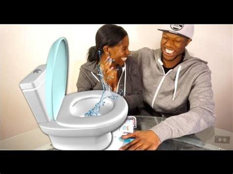 Toilet Trouble Challenge T0310 toilet trouble challenge hilarious