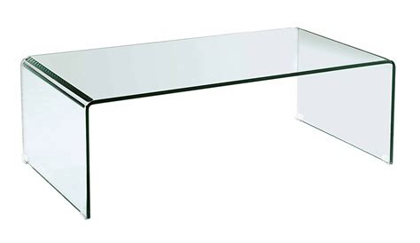 bent glass coffee table cr2010 coffee tables
