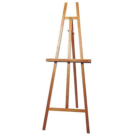 Standing Easel 3 In 1 Best Price studio designs museum wooden easel overstock shopping