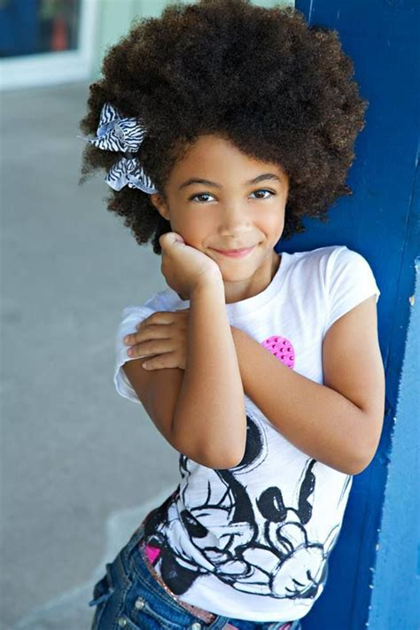 afro hairstyles for toddlers cute afro kid popcorn jelly beans pinterest afro
