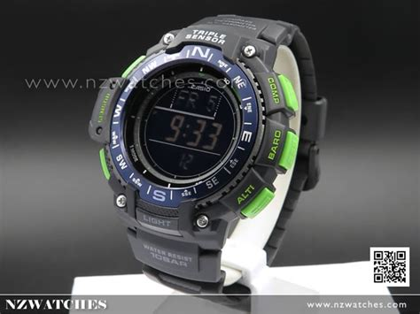 Casio Outgear Sgw 1000 2b buy casio outgear digital compass altimeter barometer