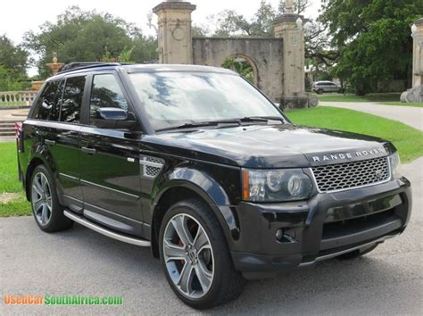 used range rover for sale 2010 land rover range rover sport supercharged used car