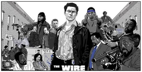 the wire psa homepage