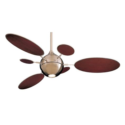 cirque ceiling fan by minka aire fans f596 bn with fb196