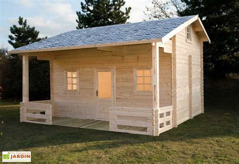 Construire Une Maison Autonome 378 by Bungalow Chalet Bois Meg 232 Ve 600x590x378 44 Mm Chal 234 T