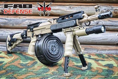 Celana Tactical Combi Dual fab defence vz 58 cz 858 w 75rd ak drum combi forgrip bipod weapon light pepperpot