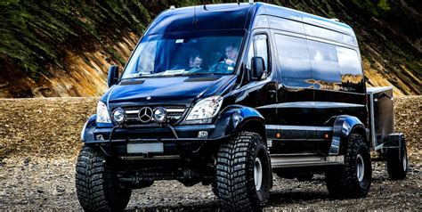 lifted mercedes truck lifted 4x4 mercedes sprinters getunter mercedes sprinter