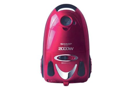 Vacuum Cleaner Sharp Ec Cw60 R razzouk bros
