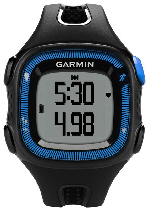Garmin Forerunner 15 Large Black best buy garmin forerunner 15 gps large black