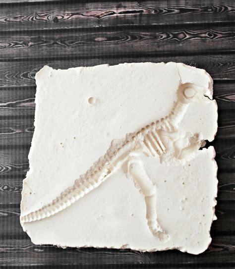 fossil crafts for dinosaur bones crafts