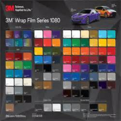 wrap colors 3m 1080 wrap series 3m united states