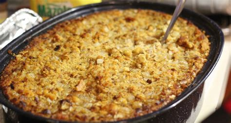 thanksgiving stuffing lauranell com