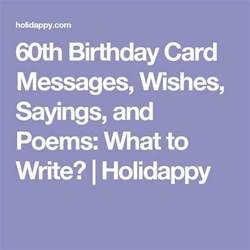 sayings for 60th birthday card 1000 ideas about 60th birthday cards on 80th
