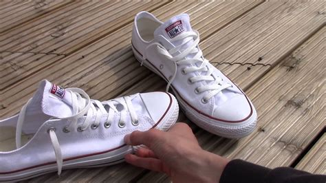 Conerse Low Original converse all white unisex low top