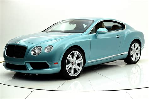 used bentley coupe used 2013 bentley continental gt v8 coupe for sale