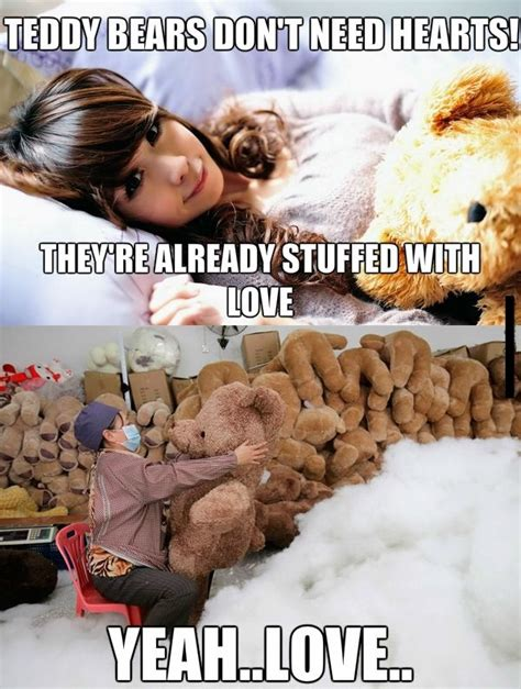 Teddy Bear Meme - teddy bears meme funny pictures quotes memes funny