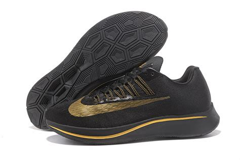 comfortable nike running shoes comfortable nike zoom vaporfly black gold 880848 007