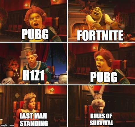fortnite vs pubg meme fortnite pubg pubg h1z1 last standing of