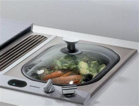 kitchen steamer appliance gaggenau appliances vario modular cooktops