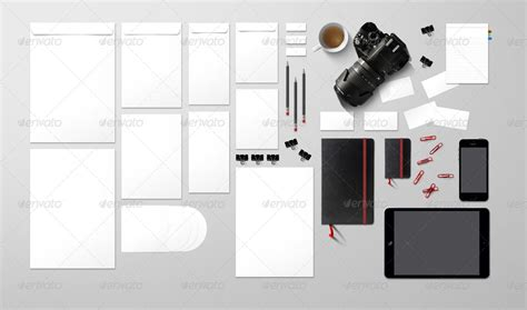 graphic design branding mock up stationery branding mock up by mpodlasek graphicriver