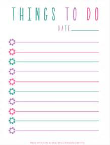 things to buy list template free to do list printable beautiful designs