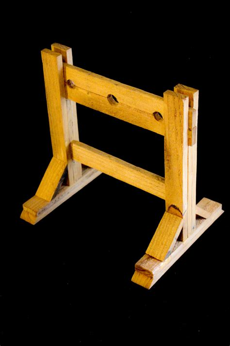 ana white mini pillory stocks diy projects