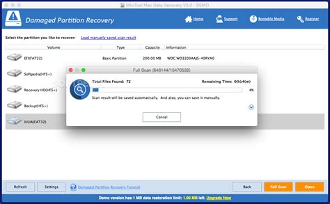Minitool Mac Data Recovery 3 minitool mac data recovery 3 0