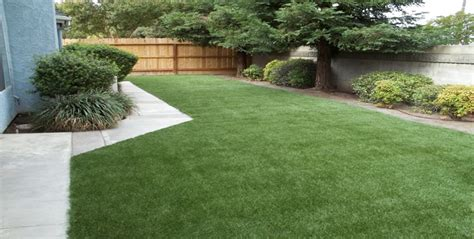 fake grass backyard artificial grass the flooring company