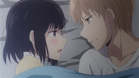 anime kuzu no honkai kuzu no honkai 03 lost in anime