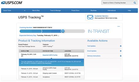blibli express service tracking usps tracking track packages services via www usps com