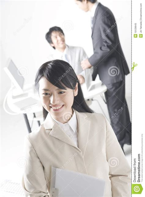 Japanese Office by Japanese Office Stock Photos Image 10129643