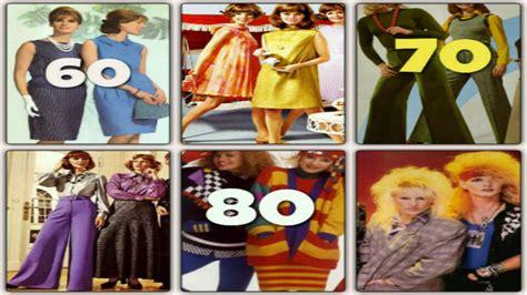 Imagenes Retro De Los Años 60 | la moda en los a 241 os 60 70 80 cuales eran estas modas