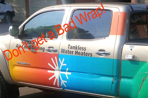 Vehicle Wraps Custom Wrap And Vehicle Graphics Decals Bad Wrap Vehicle Templates
