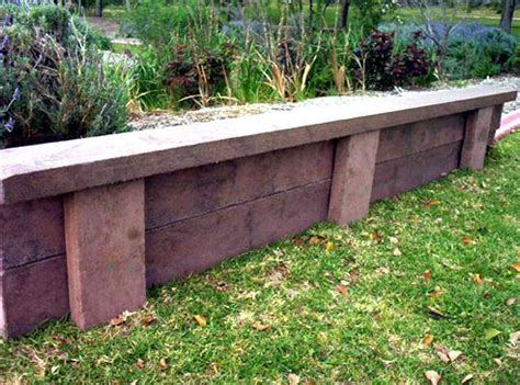 Sleeper Garden Edge by Cosset Industries Mini Sleeper For Sustainable Garden Edging