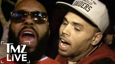 Browns Live In Sues For Half Of His Estate by Suge Sues Chris Brown It S Your Fault I Got
