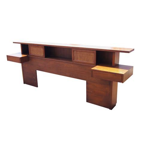 popular items for mid century modern furniture on etsy vintage mid century modern american of martinsville headboard