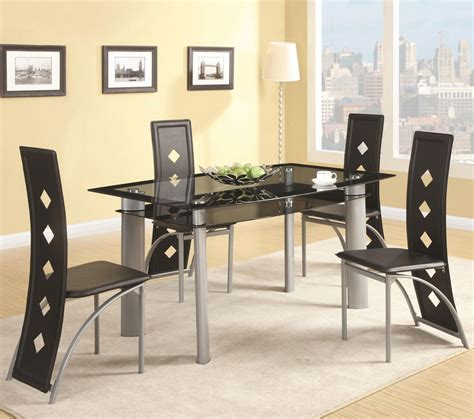 Dining Table With Glass Top Designs Best Design Dining Table Glass Co Interiordecodir